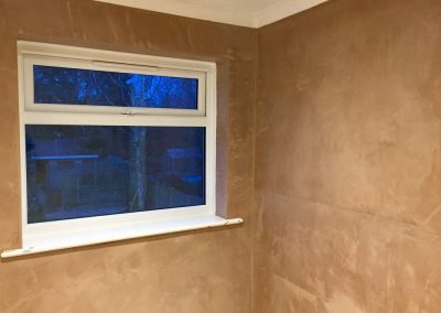 Multiple Bathroom Wall and Ceiling Repairs