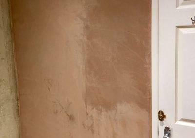 Plastered walls in Locks Heath