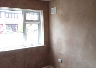 Entire House Plaster Skimming