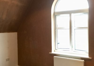Repairing Vaulted Ceilings and Walls