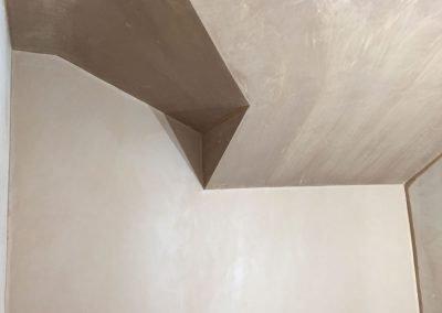 Loft Extension Plastered
